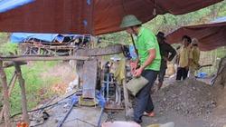 Vàng tặc hoành hành công khai ở núi Cư Kuin