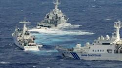 Tàu Trung Quốc vào vùng biển tranh chấp với Nhật