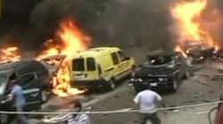 Đánh bom chấn động thủ đô Lebanon