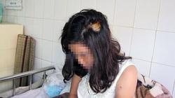 Thiếu nữ bị bạn 9x đâm dao vào đầu, rạch mặt