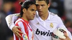 """SỐC: Ronaldo """"đi đêm"""" với Monaco?"""