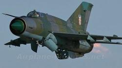 """Croatian bất ngờ sắm """"quan tài bay"""" MiG-21"""
