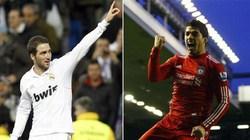 "Real dùng Higuain làm mồi ""câu"" Suarez"