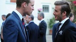 David Beckham khuyên Hoàng tử Anh đặt tên con là David