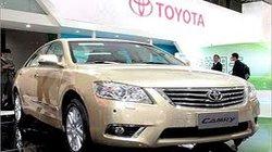 Từ 1.8, Toyota Việt Nam tăng giá bán xe