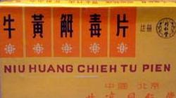 Phát hiện thạch tín trong thuốc đông y Trung Quốc