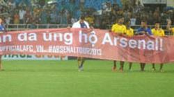 Bóng đá Việt học gì từ Arsenal?