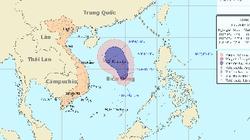 Một hiện tượng thời tiết dị thường trên biển Đông