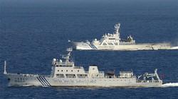 Tàu Trung Quốc lại đi vào vùng biển tranh chấp với Nhật