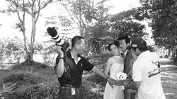 Kỳ lạ phong trào chụp ảnh cưới trong nghĩa trang liệt sĩ