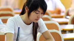 Trường cao đẳng đầu tiên công bố điểm thi