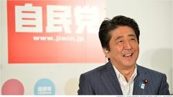 Nhật Bản: Đảng của ông Abe thắng lớn