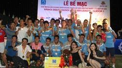 Thành Đồng đăng quang giải Ngoại hạng Hà Nội