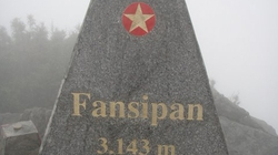 Một sinh viên Việt Nam mất tích 11 ngày ở Fansipan