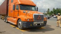 50 tỉnh tăng cường kiểm soát tải trọng xe