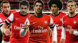 Wenger và đội hình trong mơ