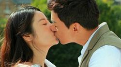 """Lâm Tâm Như """"khóa môi"""" trai Hàn nồng nàn"""