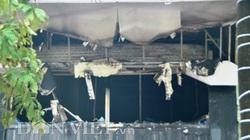 Toàn cảnh vụ cháy tiệm vàng, 5 người thiệt mạng