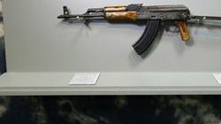 AK-47 phòng thân của Bin Laden trông thế nào?