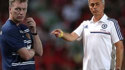 """David Moyes phủ nhận chuyện """"hận thù"""" Mourinho"""