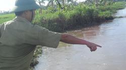 Tắm sông cùng bạn, một học sinh lớp 8 chết đuối