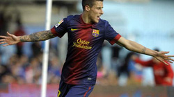 "Barca trói chân ""sao mai"" Cristian Tello"