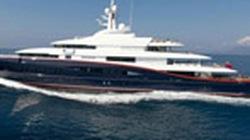 Choáng ngợp với siêu du thuyền giá 305 triệu USD