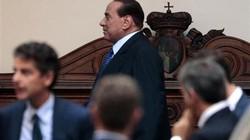 Nghị sĩ Italia từ chức phản đối án tù của Berlusconi
