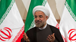 Ông Rouhani chính thức trở thành Tổng thống Iran