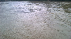 Lũ trên sông Hồng, sông Chảy ở Lào Cai đạt đỉnh