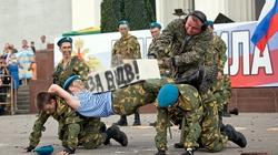 """Lính dù Nga: Những chiến binh """"mình đồng, da sắt, chí thép"""""""
