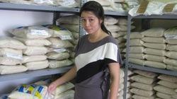 Gạo nội gắn mác gạo ngoại để bán giá cao