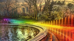 Nếu thấy được bằng mắt, sóng wifi thật kỳ ảo