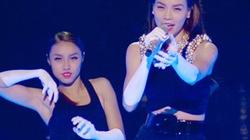 Hà Hồ thăng hoa và tỏa sáng trên sân khấu Bắc Kinh