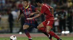 Thái Lan-Barcelona (1-7): Màn tập bắn của Siêu Barca