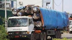 Kon Tum: Nhiều lái xe chở gỗ quá tải tìm cách né trạm cân