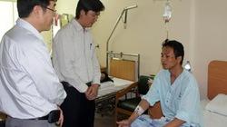 PV Gas hỗ trợ kịp thời các nạn nhân vụ tai nạn ca nô ở Cần Giờ