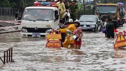 Chiều nay, Hà Nội đã xả nước sông Nhuệ