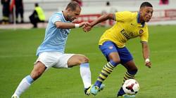 """Arsenal-Man City (3-1): Man xanh tan tành dưới """"họng pháo"""""""