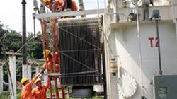 Điều tra nguyên nhân vụ cháy trạm biến áp 110 kV Nghĩa Đô