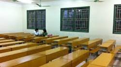 Quảng Ngãi: Phụ huynh đóng góp làm phòng học