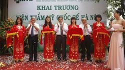 Khai trương viện thẩm mỹ quốc tế Hà Nội