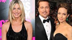 """Jennifer Aniston đổi chuyến bay để tránh """"tình địch"""""""