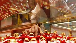 Vàng thế giới phục hồi kéo giá vàng trong nước tăng