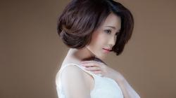 Hồ Quỳnh Hương tung váy, xinh như búp bê