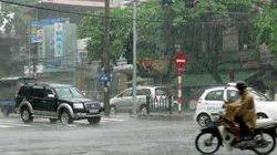 Từ chiều tối 16.8, Bắc Bộ có mưa kéo dài 4-5 ngày