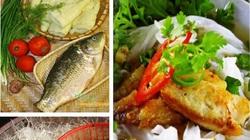 Canh cá Quỳnh Côi, đậm đà hương vị quê