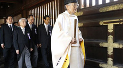Trung Quốc triệu Đại sứ Nhật Bản
