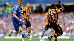 Chelsea-Hull (2-0): Thầy trò Mourinho khởi đầu mạnh mẽ