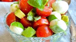 Salad cà chua bơ - vừa ngon lại dễ làm